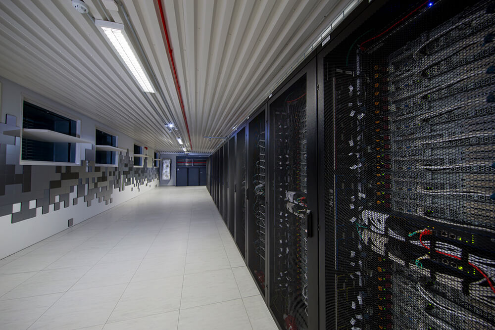 RackRay data center