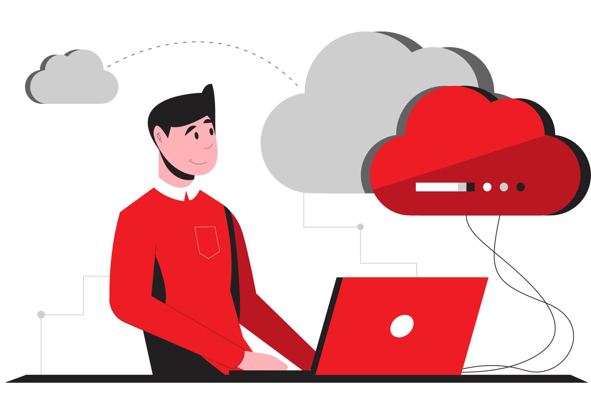 cloud serveriai